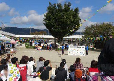 保育所2歳の運動会