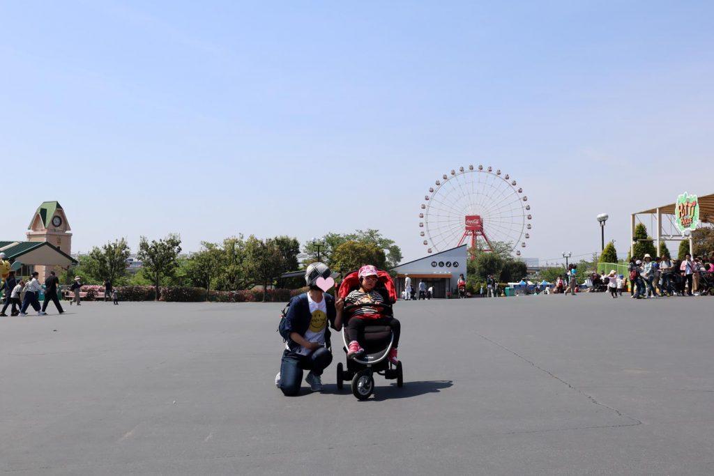 鈴鹿サーキットの遊園地