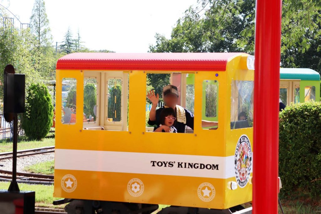 東条湖おもちゃ王国・電車